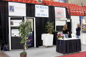 Rent Trade Show Displays from Alaska Event Services in Anchorage, Alaska