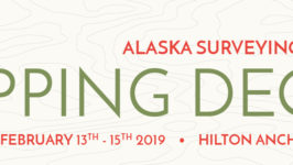 2019 Alaska Surveying & Mapping Conference